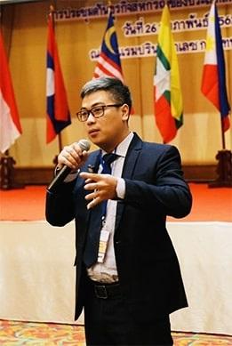 Hòa giải viên Nguyễn Trọng Khánh