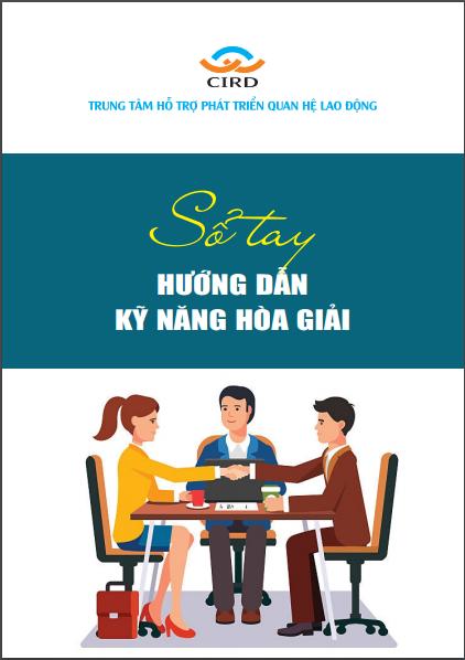 Sổ tay: Hướng dẫn kỹ năng hoà giải